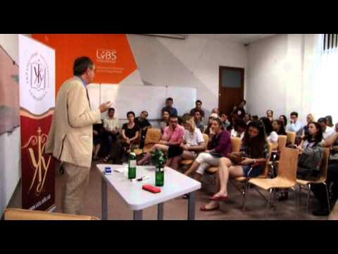 Edward Lucas: Geopolitics and Values
