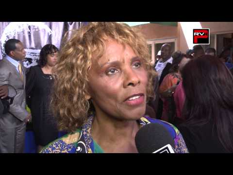 Interview with Gloria Hendry at the Jim Kelly Tribute