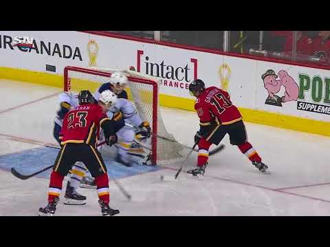 Buffalo Sabres vs Calgary Flames - January 22, 2018 | Game Highlights | NHL 2017/18