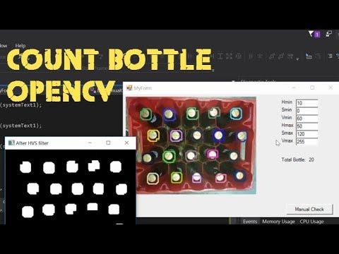 Rely Bottle OpenCV C++ – Advanced Imaging