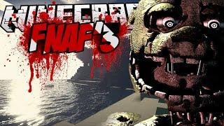 - Minecraft mody FIVE NIGHTS AT FREDDY S 3 SPRINGTRAP