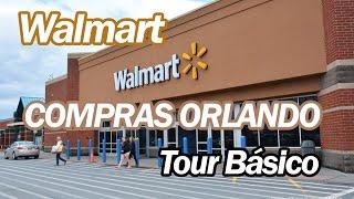Compras Orlando EUA Tour pelo Walmart com Preços (with prices)
