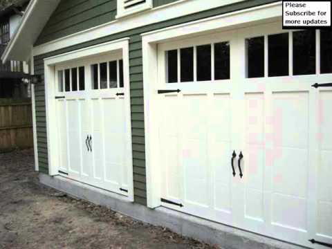 Garage Design Pics Collection Carriage Door Designs
