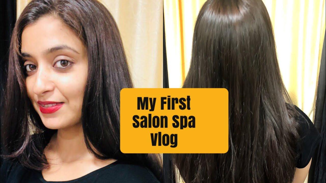 Hair Spa Matrix Biolage Hair Spa Tutorial In Hindi How To Do Hair Spa Step By Step Youtube