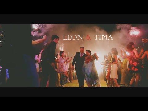 BALI WEDDING VIDEO // [Leon & Tina] at Hanani Villa Bali