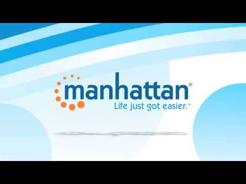 Manhattan Universal Flat-Panel TV Tilting Wall Mount Quick Install Video (Model #461450)