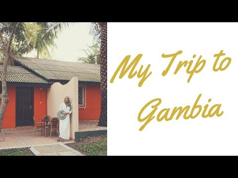 My Trip to Gambia with Penny Appeal USA