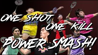 One shot One Kill Smash (One Punch Man ver)