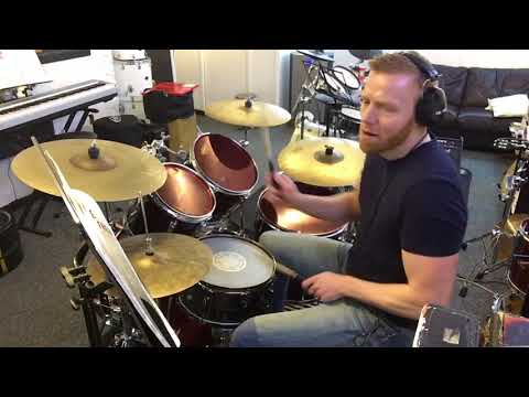Le Freak, Chic - Trinity Rock and Pop Drums Grade 4 NEW SYLLABUS