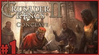 Crusader Kings 2: Conclave - Ireland - Part 1 [Let