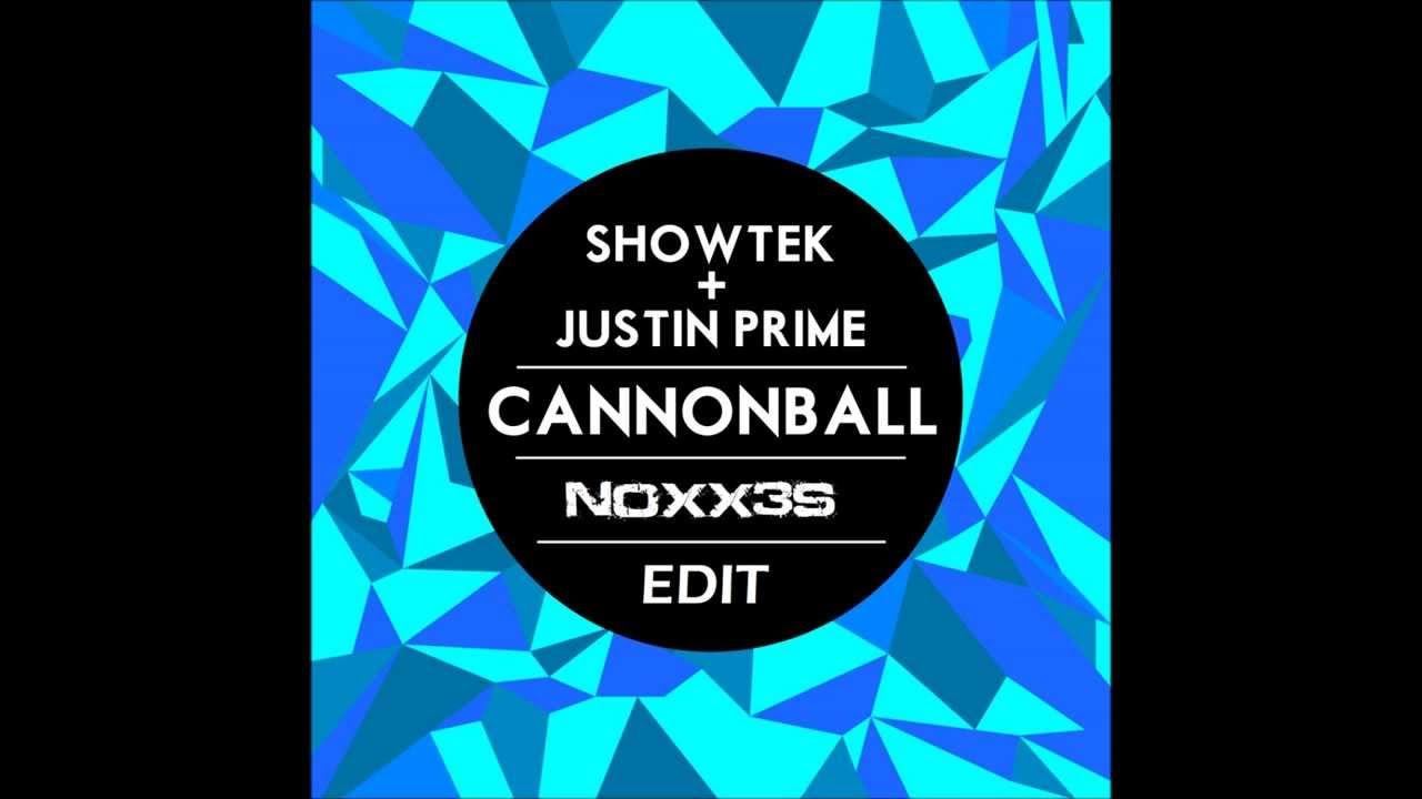 showtek justin prime cannonball original mix