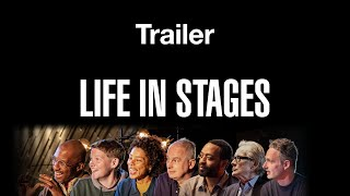 Life in Stages: Conversations at the National Theatre | S1 Eps 4-6 Trailer
