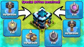 OMG! ⏩ TH13 BIGGEST UPGRADES MAXED! ⏪ ALL MAGIC ITEMS USED!!