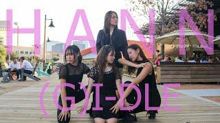[KPOP IN PUBLIC][DYSKO] (G)I-DLE((여자)아이들) _ HANN (Alone)(한(一))   Kpop Dance Cover