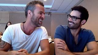 Interview With JR Bourne & Tyler Hoechlin of MTV's Teen Wolf at Comic-Con 2014 Thumbnail