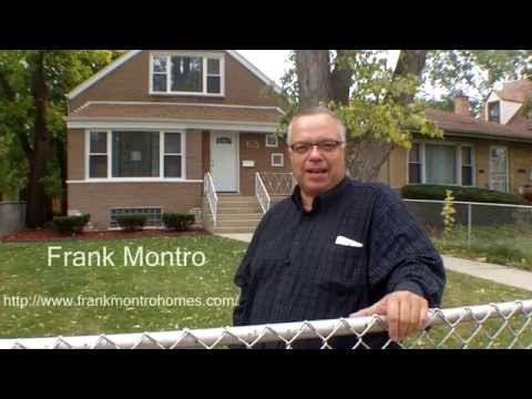 Frank Montro Homes | 10023 S Beverly | Chicago | IL