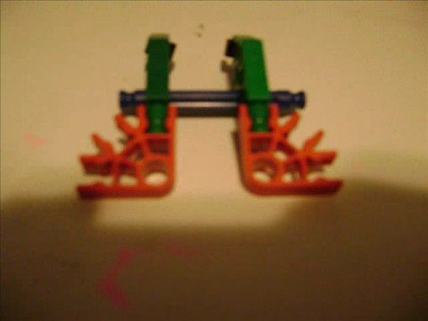 Knex Stearing And Suspension Instructions Youtube