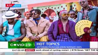 Sauti Sol's Midnight-Train album out  | Hot Topics | Part 2