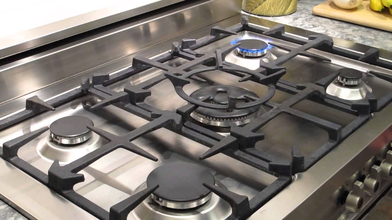 Bertazzoni Reviews Bertazzoni Gas Range Review - Youtube