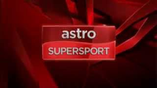 Astro SuperSport - Channel ID