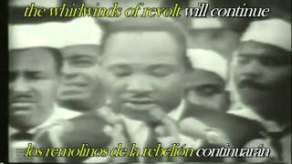 Discurso para la Historia, completo, Martin Luther King, I have a Dream, Yo tengo un Sueño.mp4