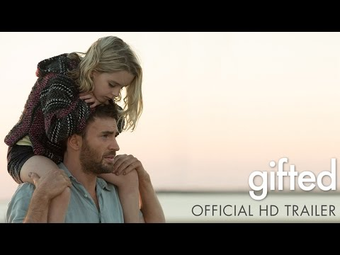 Thumbnail: GIFTED | OFFICIAL HD TRAILER - CHRIS EVANS MOVIE | FOX Searchlight
