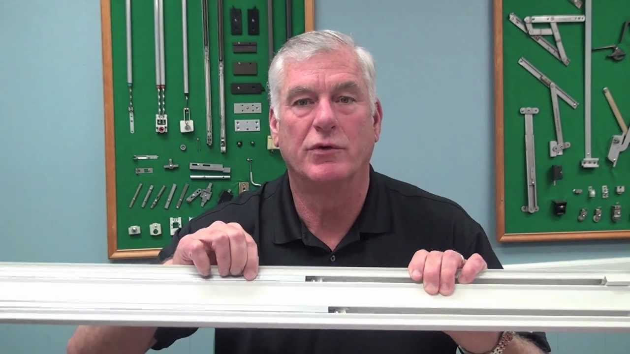 Jamb Liners For A Tilt Window Youtube