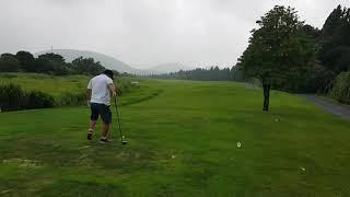 제주도 골프여행  친구들과