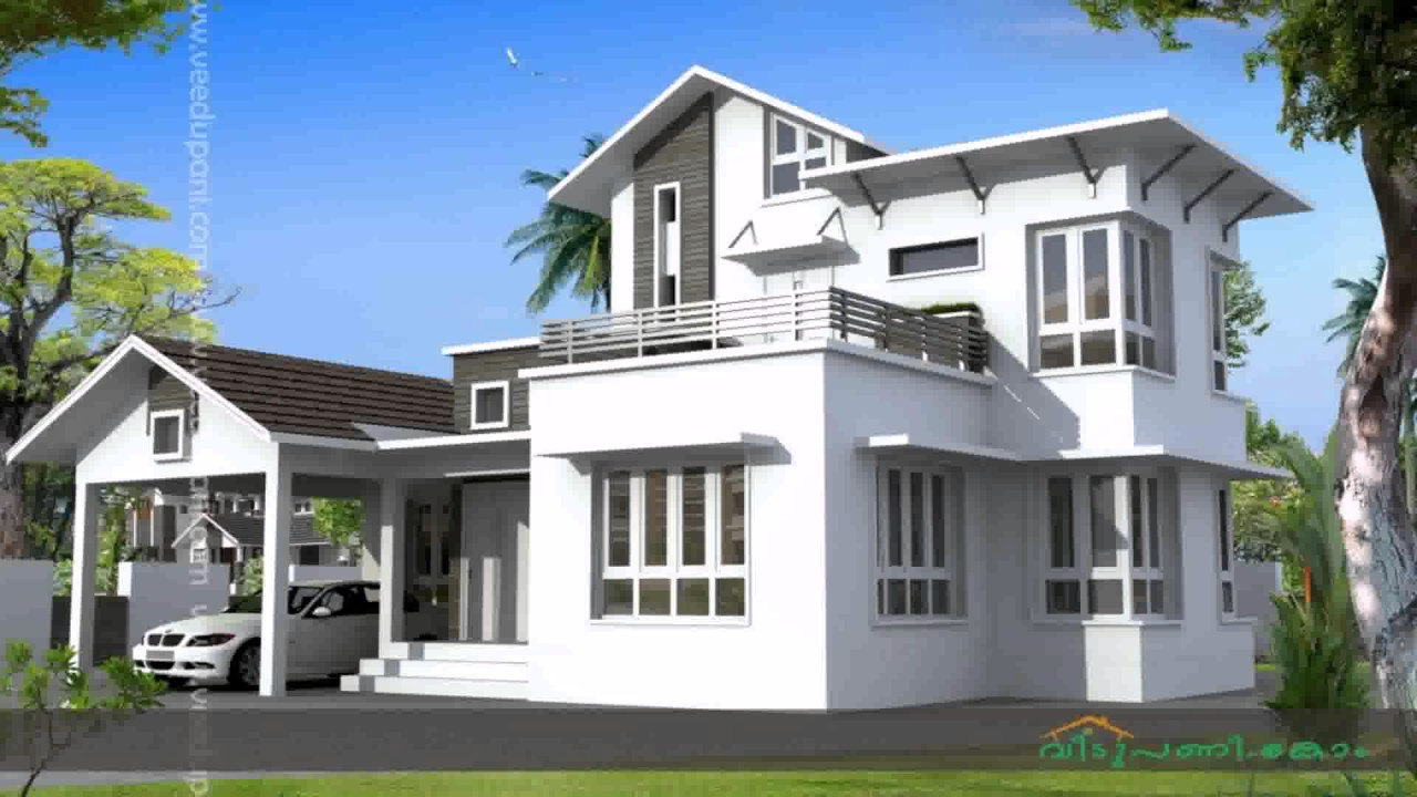 Low Cost Modern Kerala Home Plan 8547872392: Kerala Style House Plans Low Cost