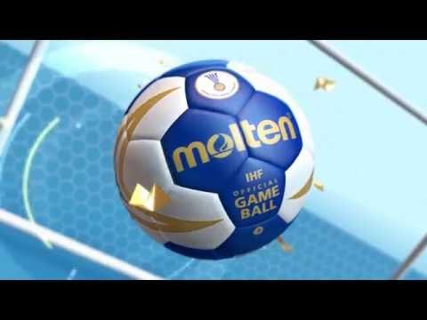 IHF Official Game Ball - Molten