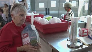 Bluffton Self Help's turkey giveaway begins