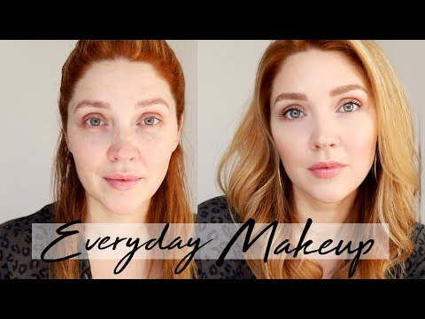 Easy + Natural Makeup | New Technique that's a game changer!!!