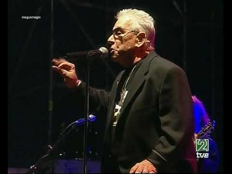 Eric Burdon - When I Was Young (Live, 2005) ♫♥50 YEARS