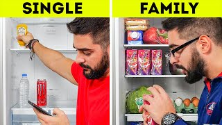 25 RELATABLE FACTS ABOUT RELATIONSHIPS || Awkward Moments Everyone Can Recognize!