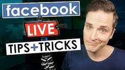 Facebook LIVE Streaming Tutorial — 8 Facebook Live Tips
