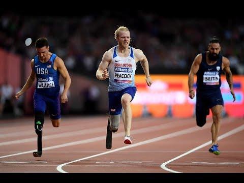 Men's 100m T44 | Final | London 2017 World Para Athletics Championships