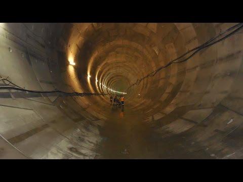 Tunely Ejpovice 10.9.2016 - den otevřených dveří