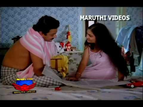 Malootty - 8   Baby Shyamili, Jayaram  Bharathan Malayalam Movie  (1990)