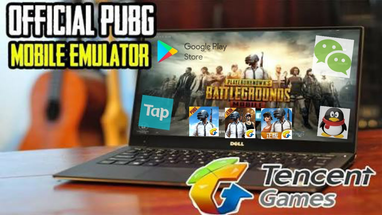 tencent gaming buddy app market download