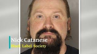 Nick Catanese: Black Label Society Sex Offender [DARK MUSIC HISTORY]