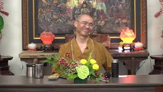 【佛教徒遇到不好的同事,只想遠遠的避開,這樣對嗎?】法藏和尚,精華開示(20180520)字幕版209