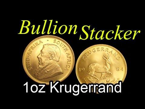 REVIEW: 1oz Krugerrand Coins