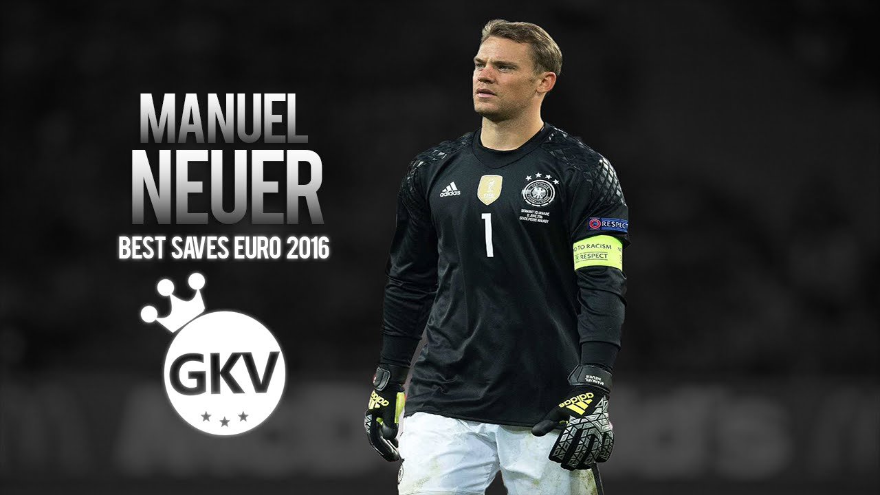 Manuel Neuer ○ Best Saves ○ Euro 2016 ○ HD