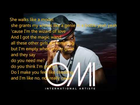 OMI cheerleader lyrics