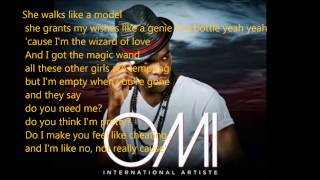 OMI cheerleader lyrics
