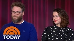 Seth Rogen And Lauren Miller Talk About 'Hilarity For Charity' For Alzheimer's | TODAY
