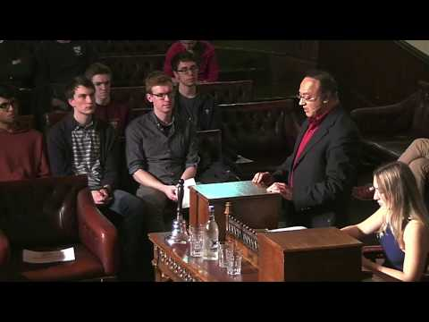 THB Islam is Compatible with Western Liberalism | Cambridge Union