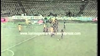 Rosario Central 1 - Deportivo Español 1 (1987/88)