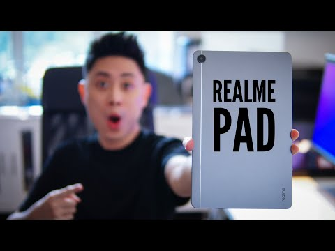 Realme Pad: WOW! BEST Budget Tablet? FULL Hands-On In-Depth Look!