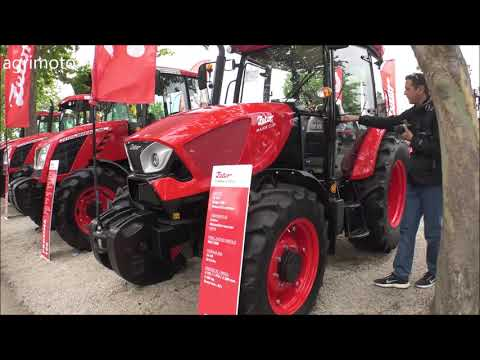 The ZETOR 2020 Tractors